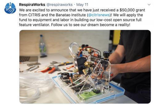 respiraworks-twitter-grant